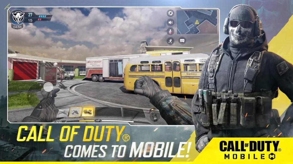Call of Duty: Mobile Screenshot 1 - jansjoyousjungle.com
